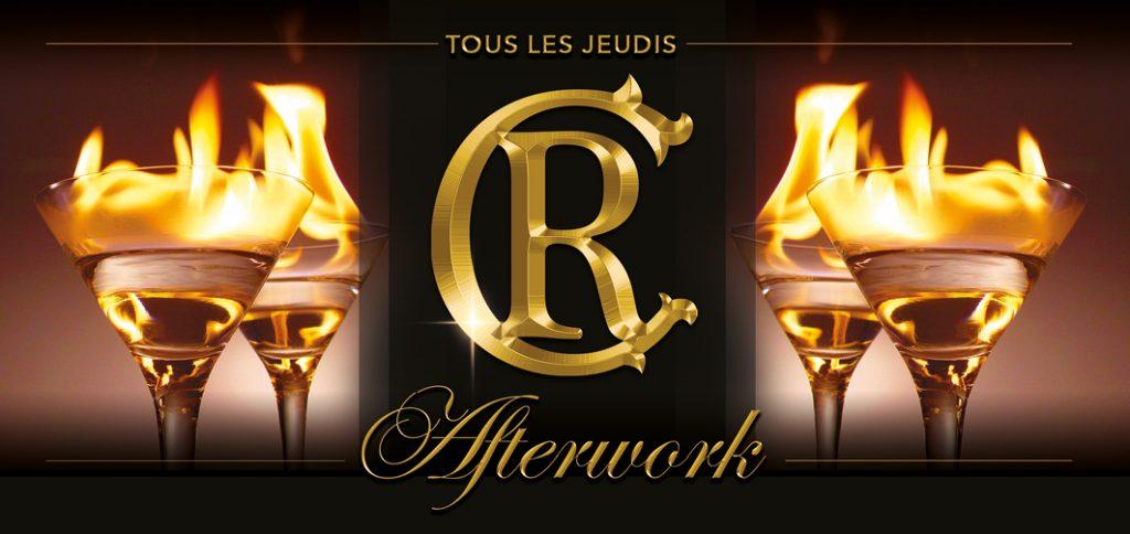 Jeudi 20 décembre – Afterwork