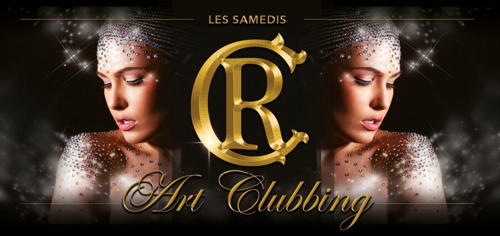 Samedi 22 décembre – Art Clubbing