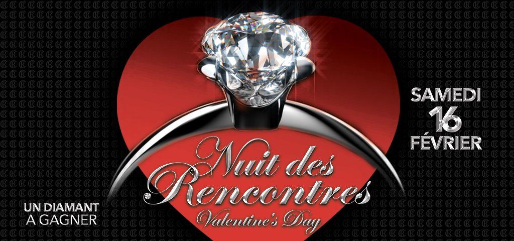 Nuit des Rencontres – Saint-Valentin