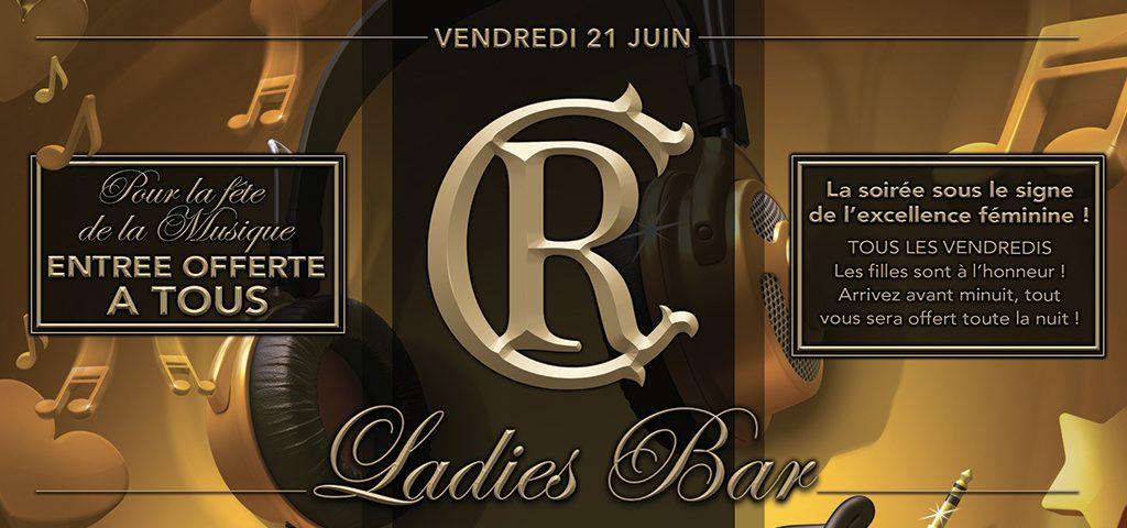 Ladies Bar – Fête de la musique