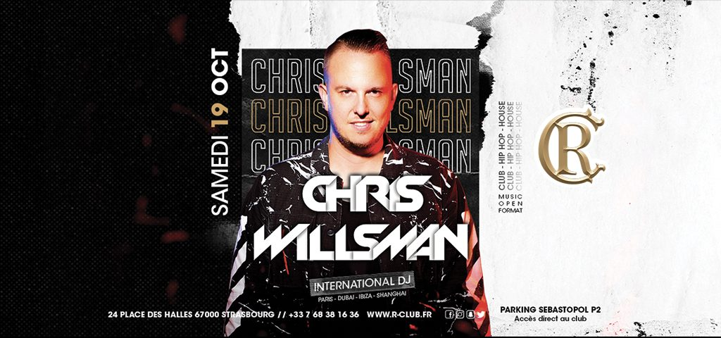 Chris Willsman