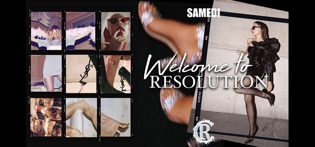 Welcome to resolution