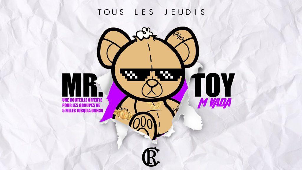 Mr. TOY