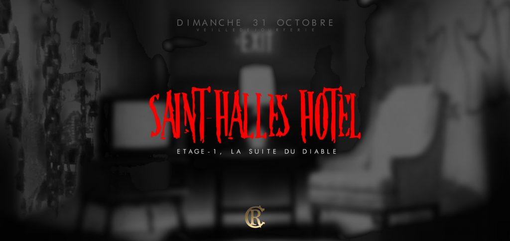 Saint-HALLES HOTEL